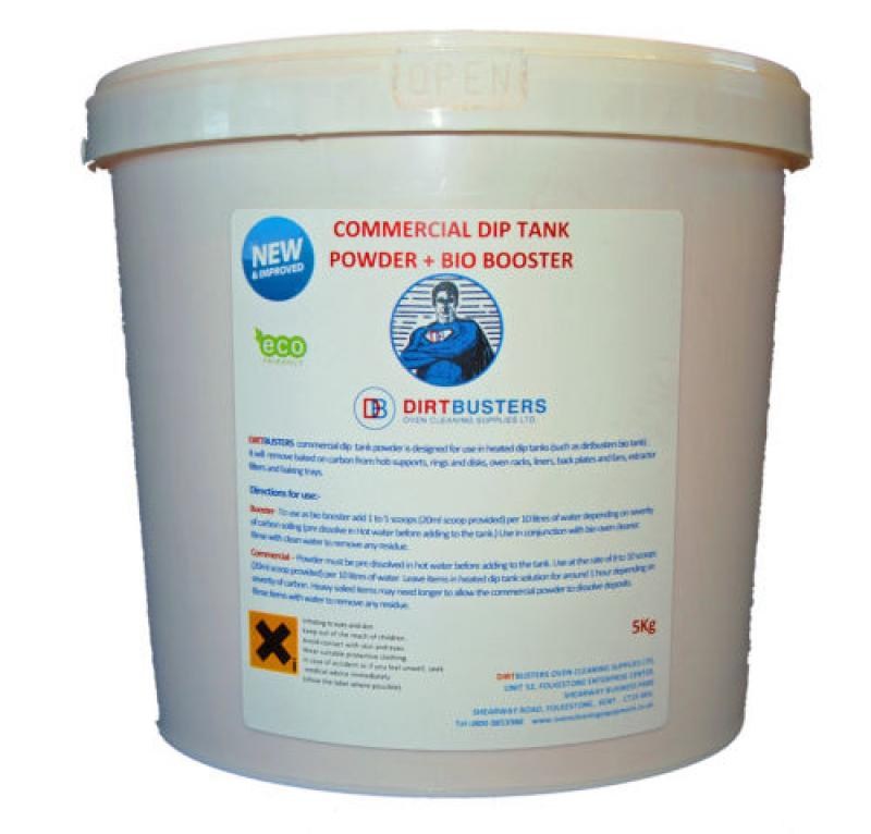 Commercial dip tank powder and bio booster - 5KG