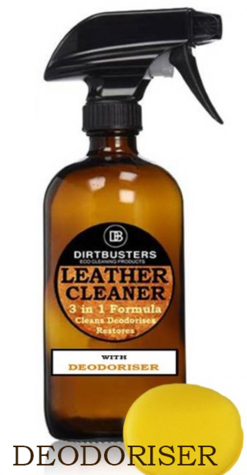 Leather cleaning