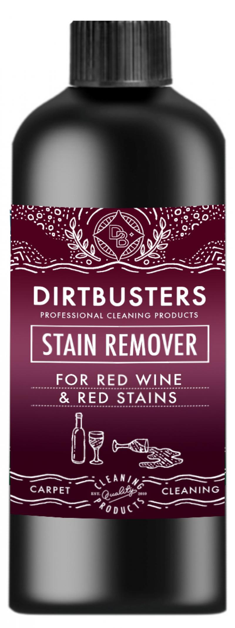 Carpet Cleaning Spot & Stain Removers