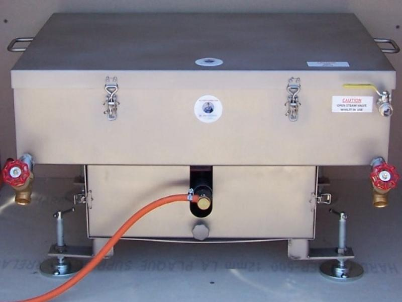 Van Mounted Dip Tank (gas)