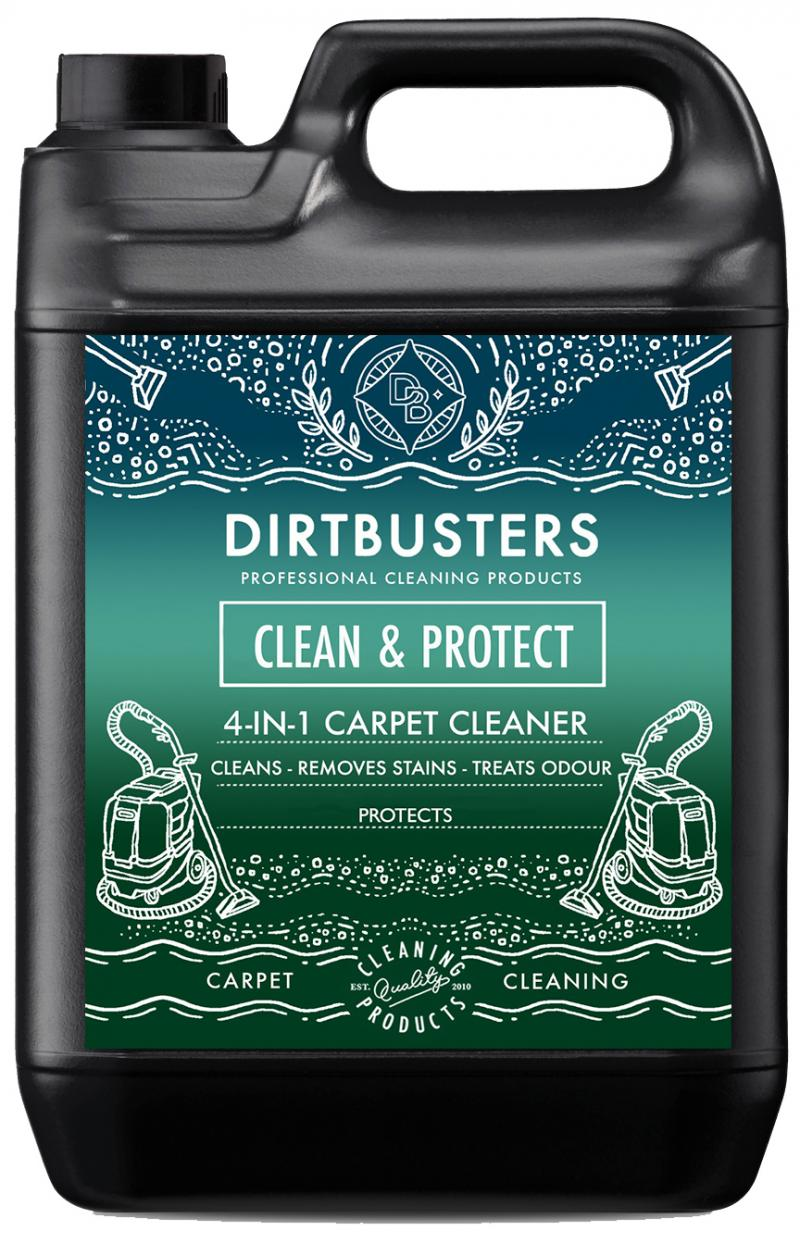 Clean and Protect carpet solution 5l