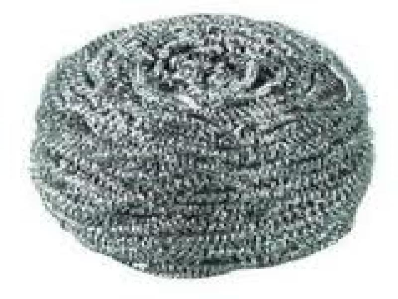 Stainless Steel Scourers - 10 Pack