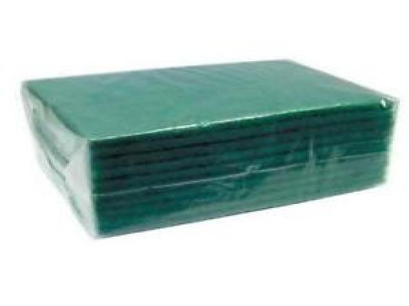 Green scouring pads (large) ( box of 50 )