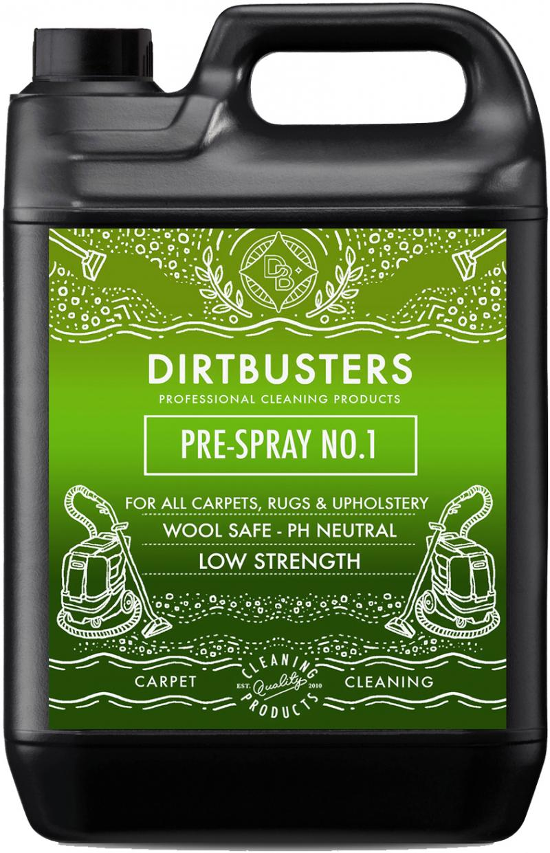 Pre spray no1 wool safe neutral ph
