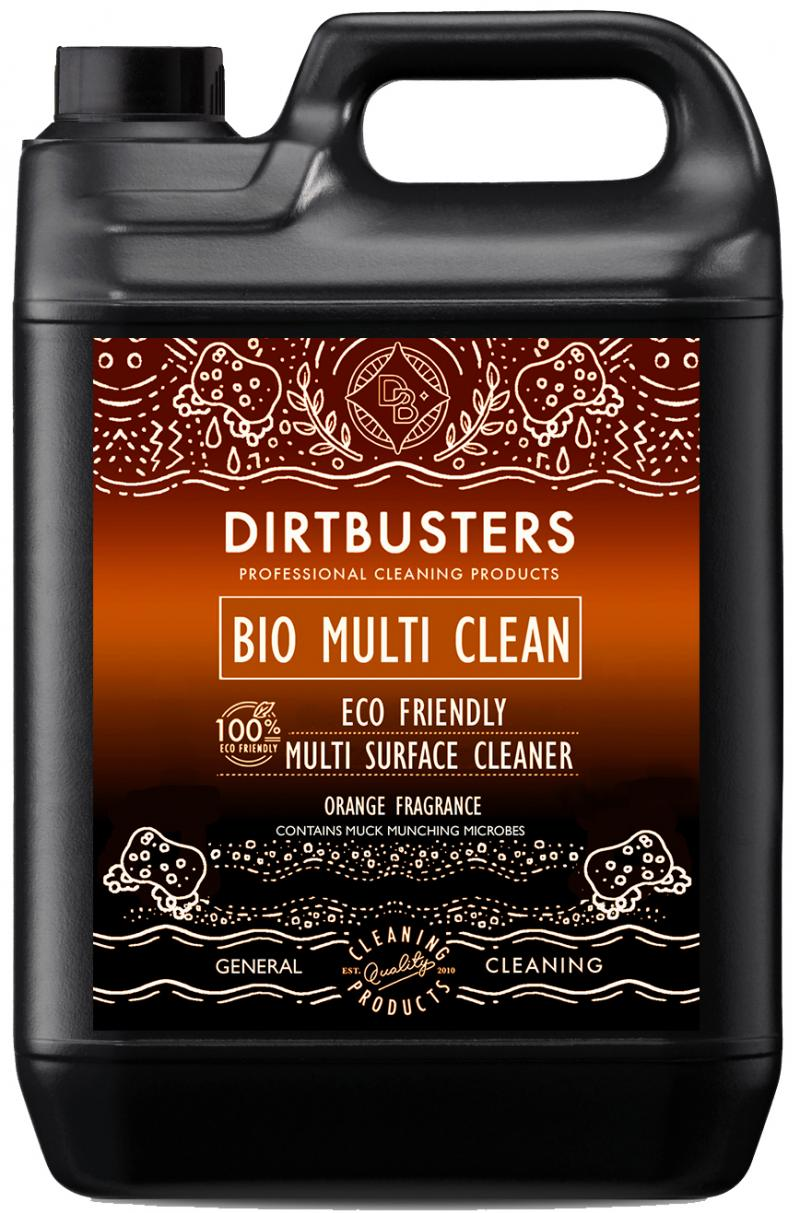 Bio Multi Clean General purpose cleaner 5 litres
